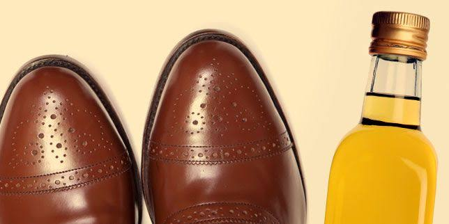 How to prevent crease on shoes