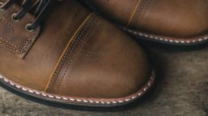 How to know high-quality shoes - Goodyear welting