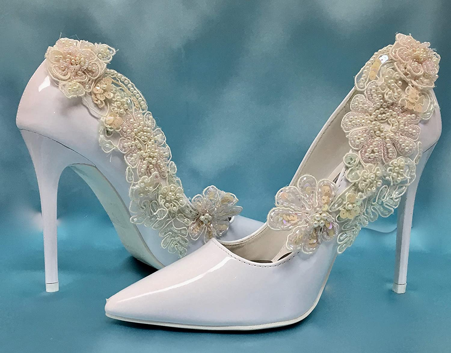 Best Wedding shoe clips