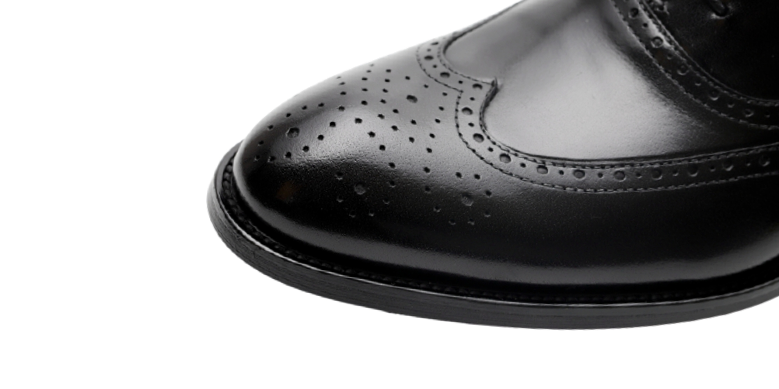 Full Brogue — Types of Men's Formal Shoes