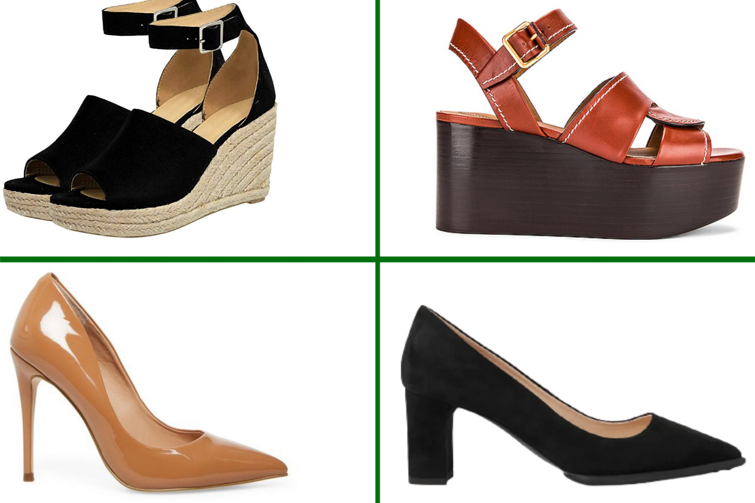 4 types of shoes pregnant women shouldn't wear