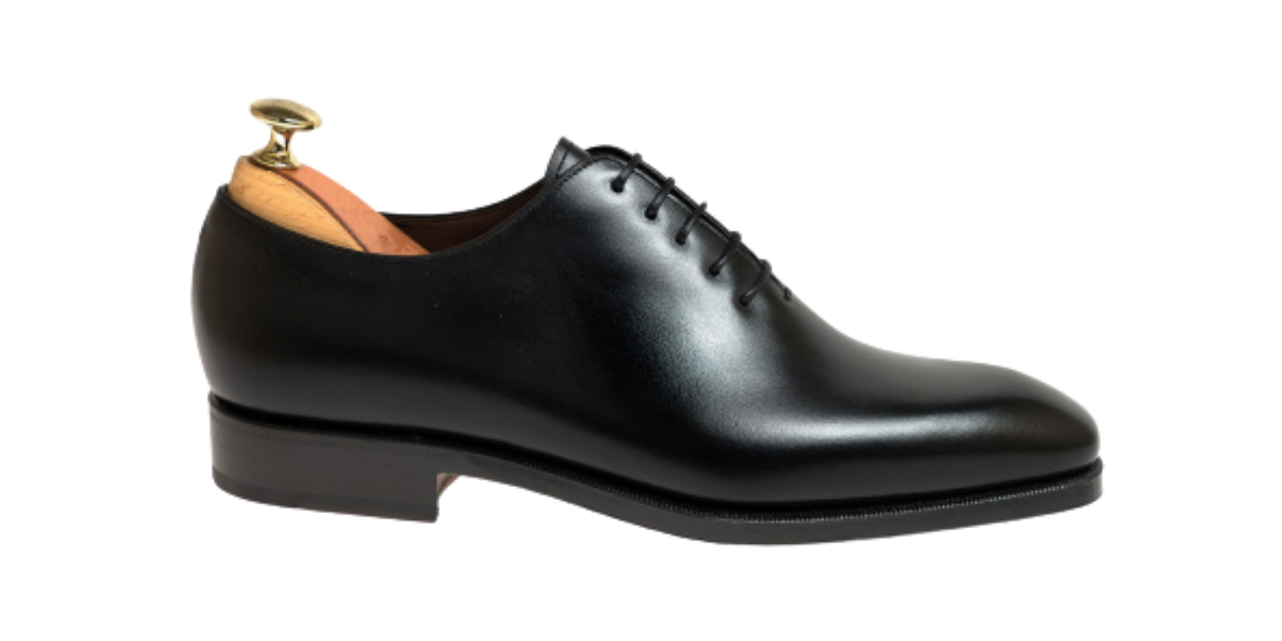 Whole cut — Types of Men's Formal Shoes