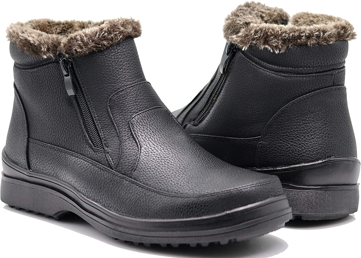 How to waterproof leather snow boot