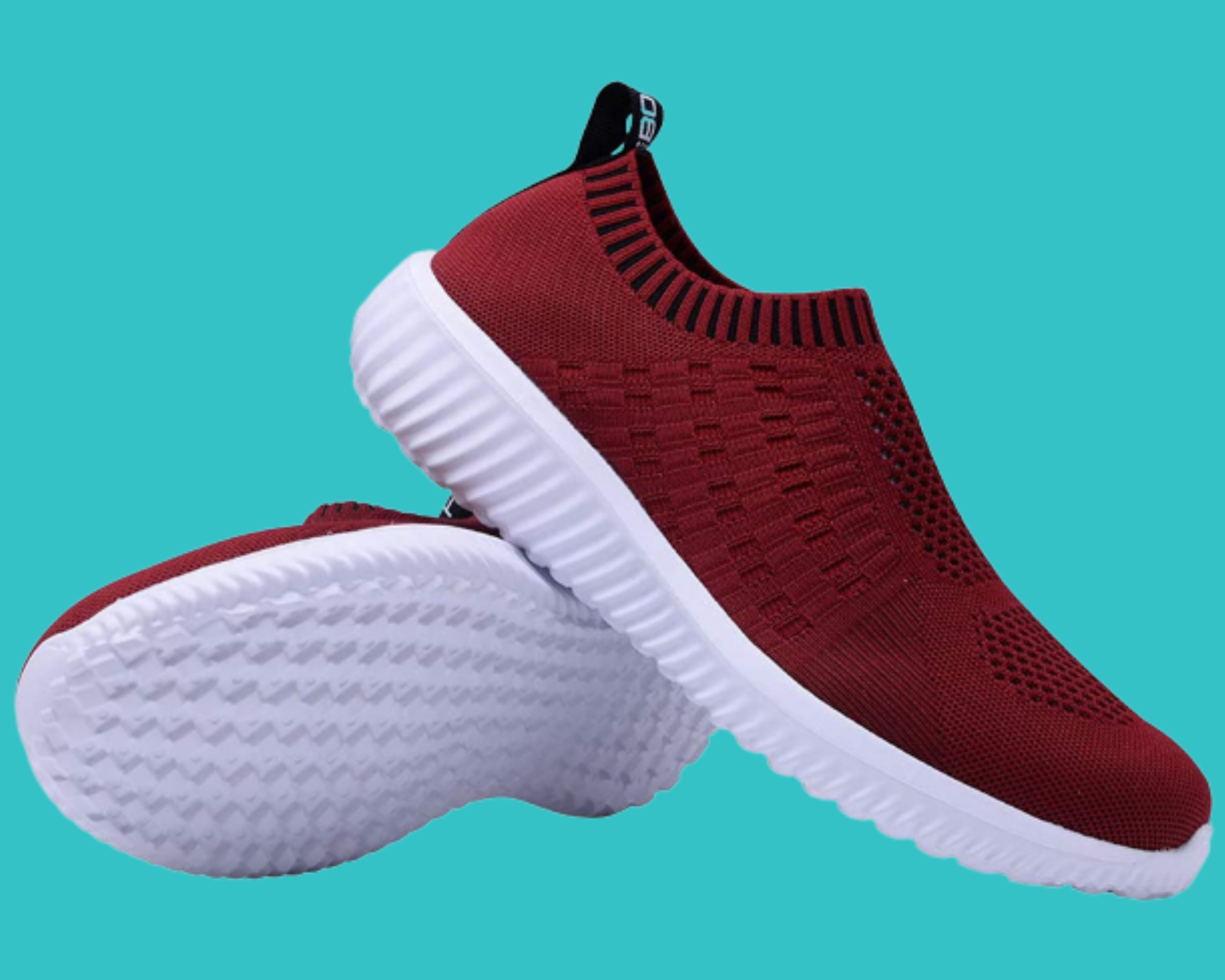 Ankle support shoes for pregnant women