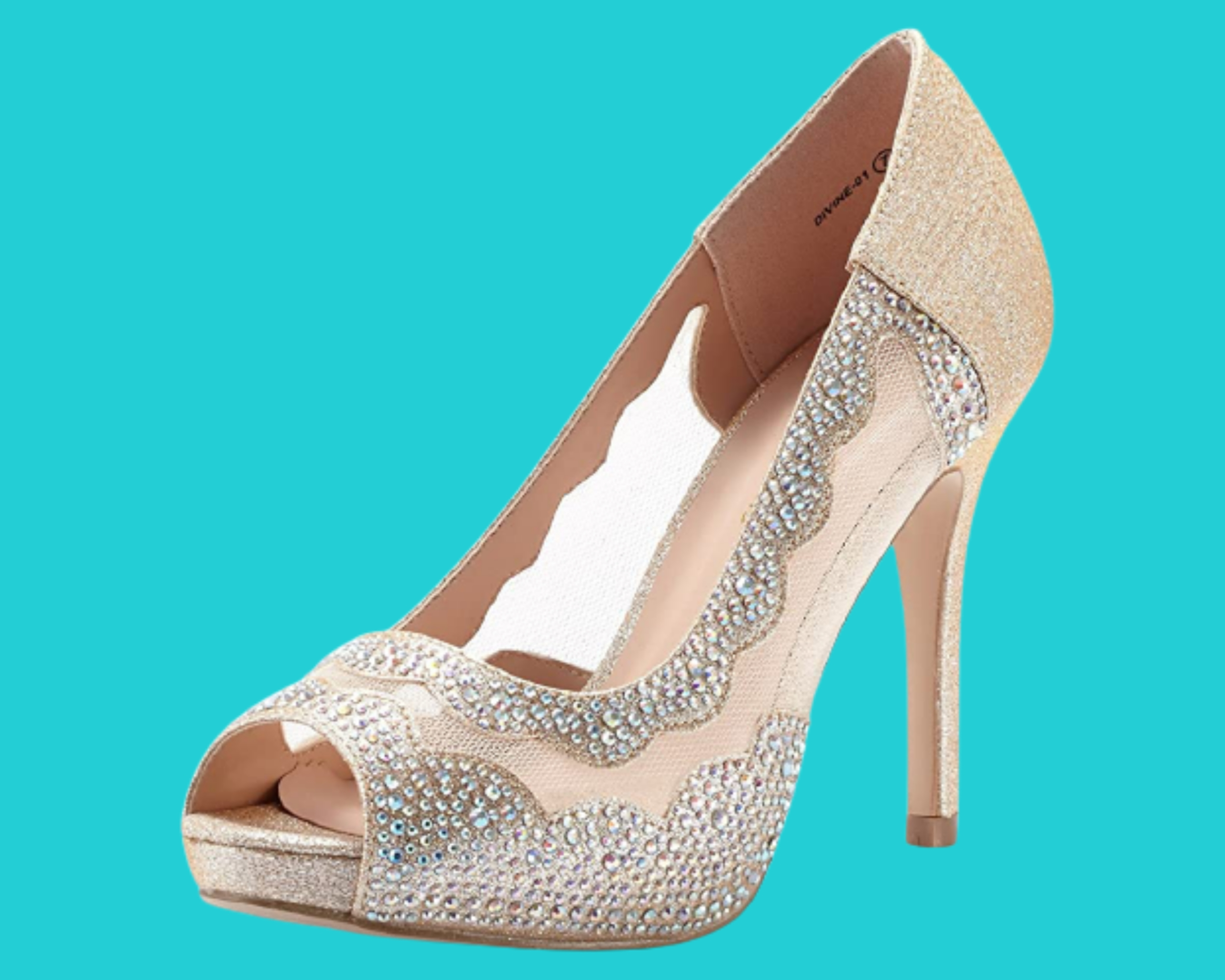 Comfortable party shoes for women