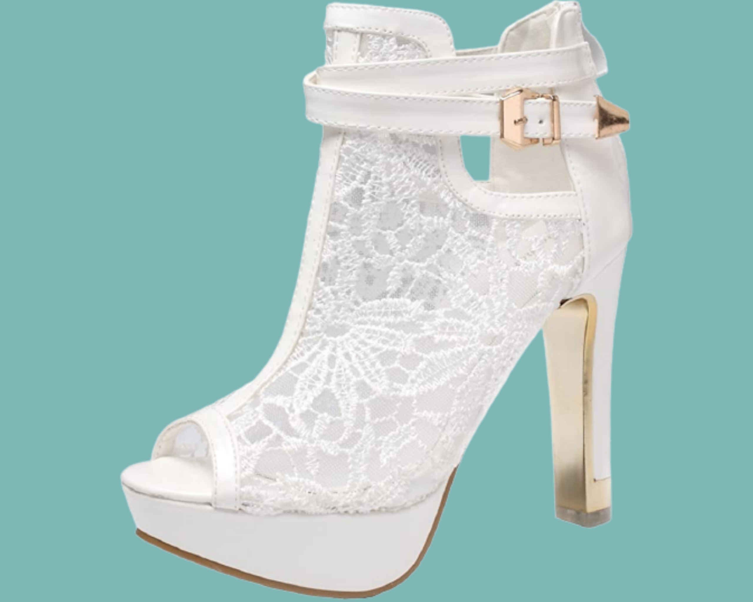 Best ankle lace shoe for wedding