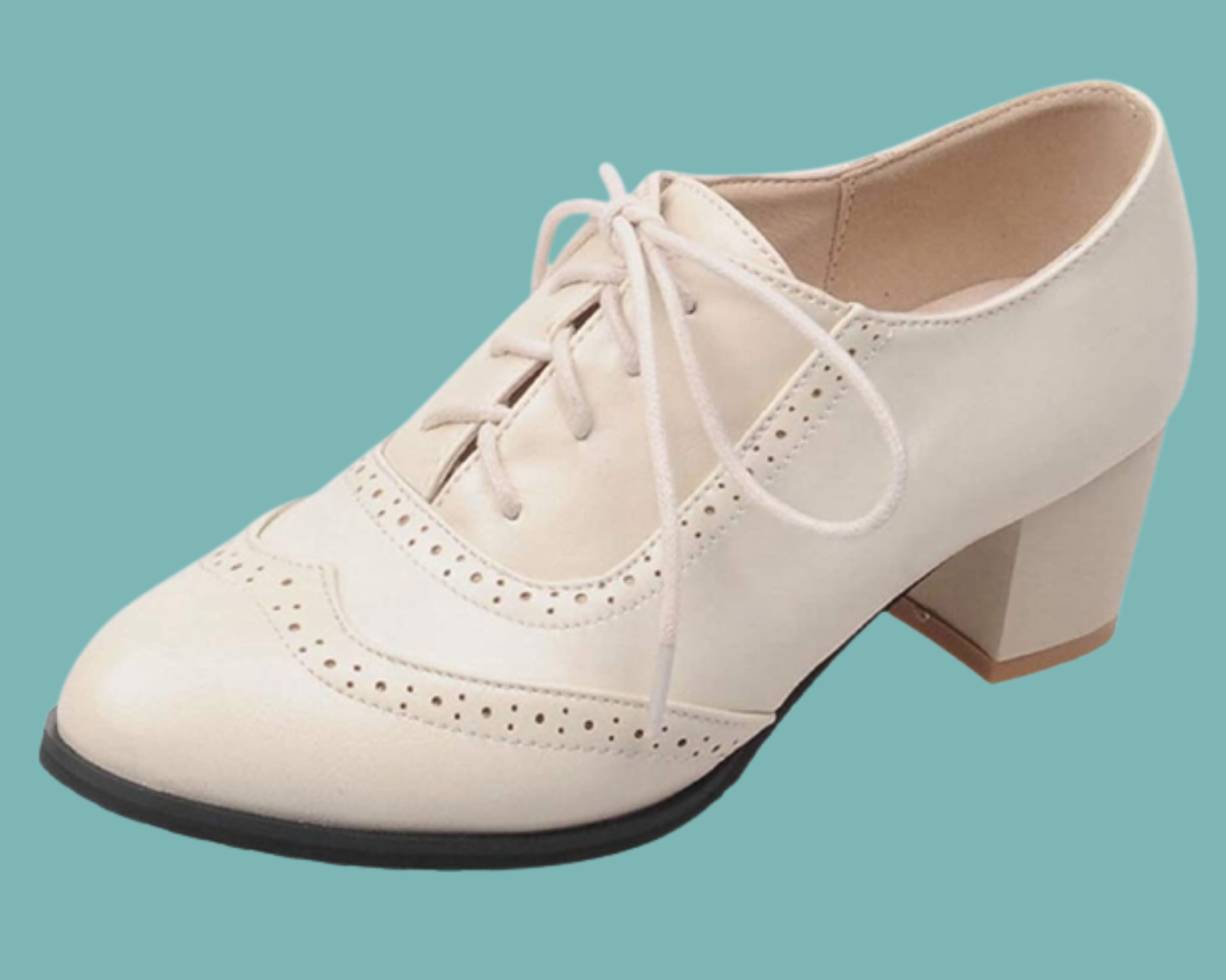 Best female Oxford shoes