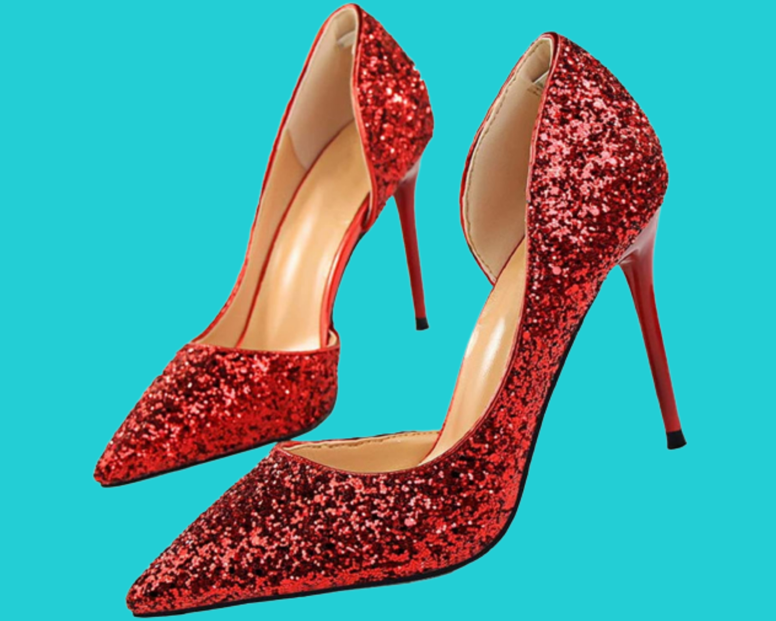 Comfortable stiletto for party