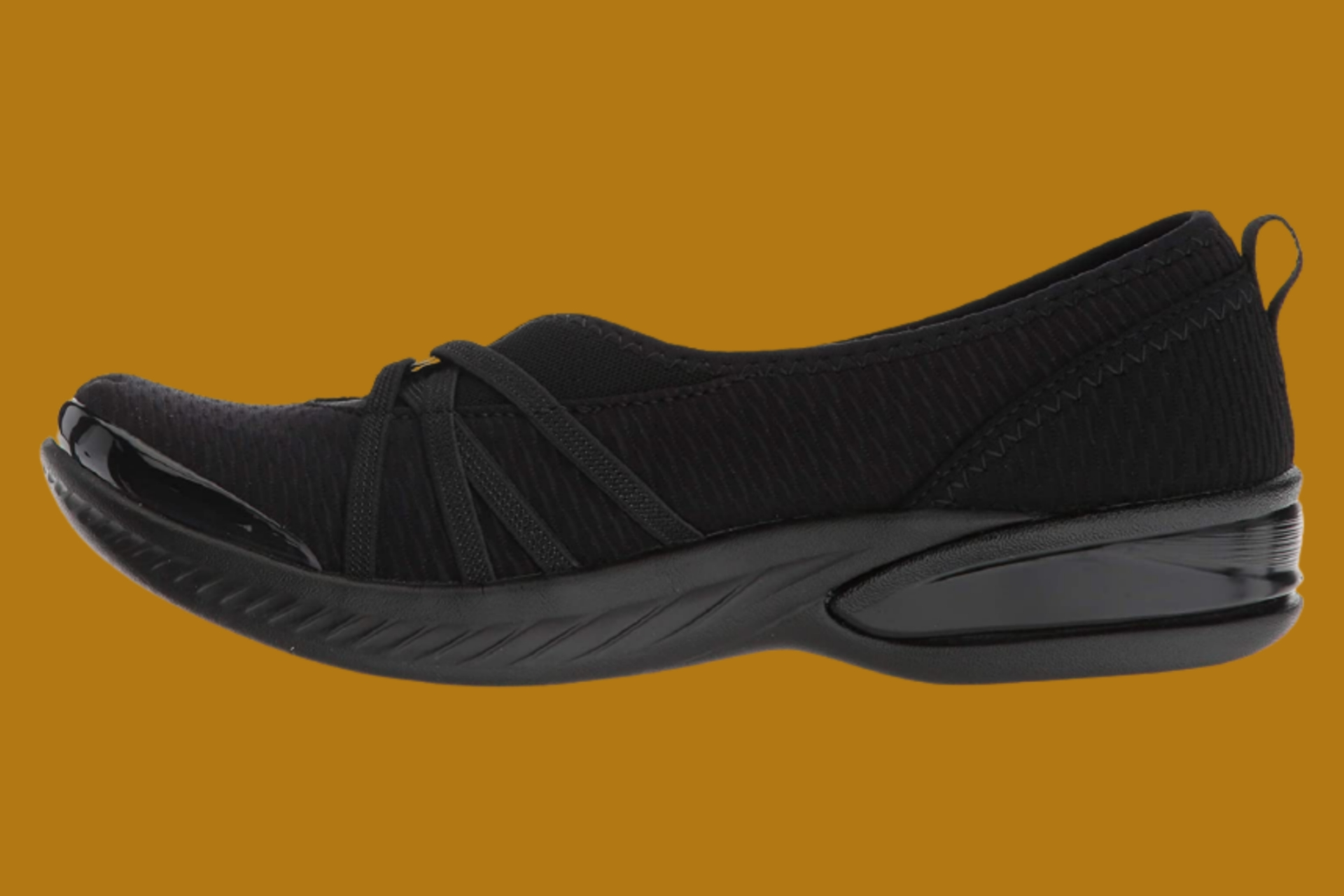 Arch support office shoes for women