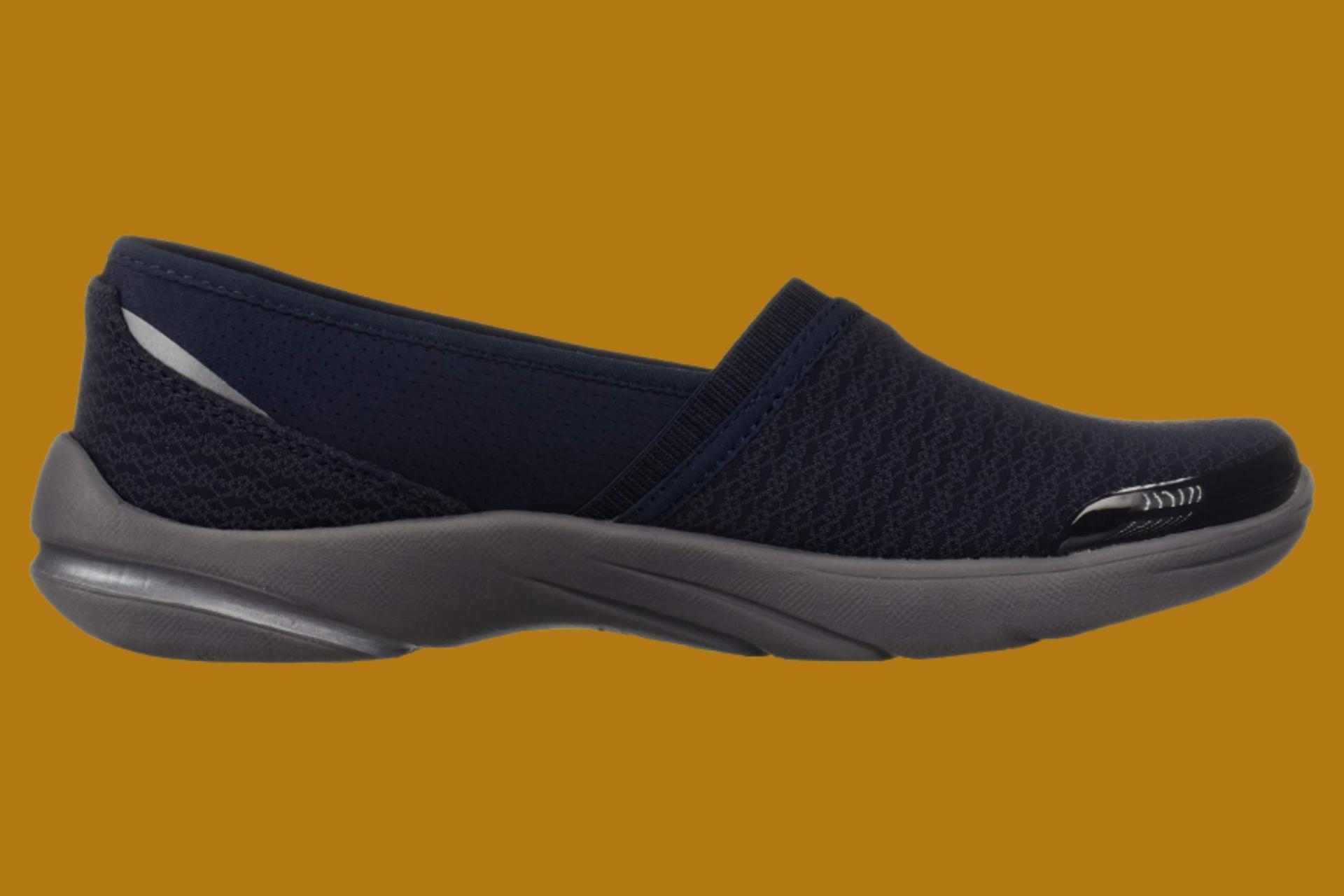 Supportive office shoes for plantar fasciitis in women
