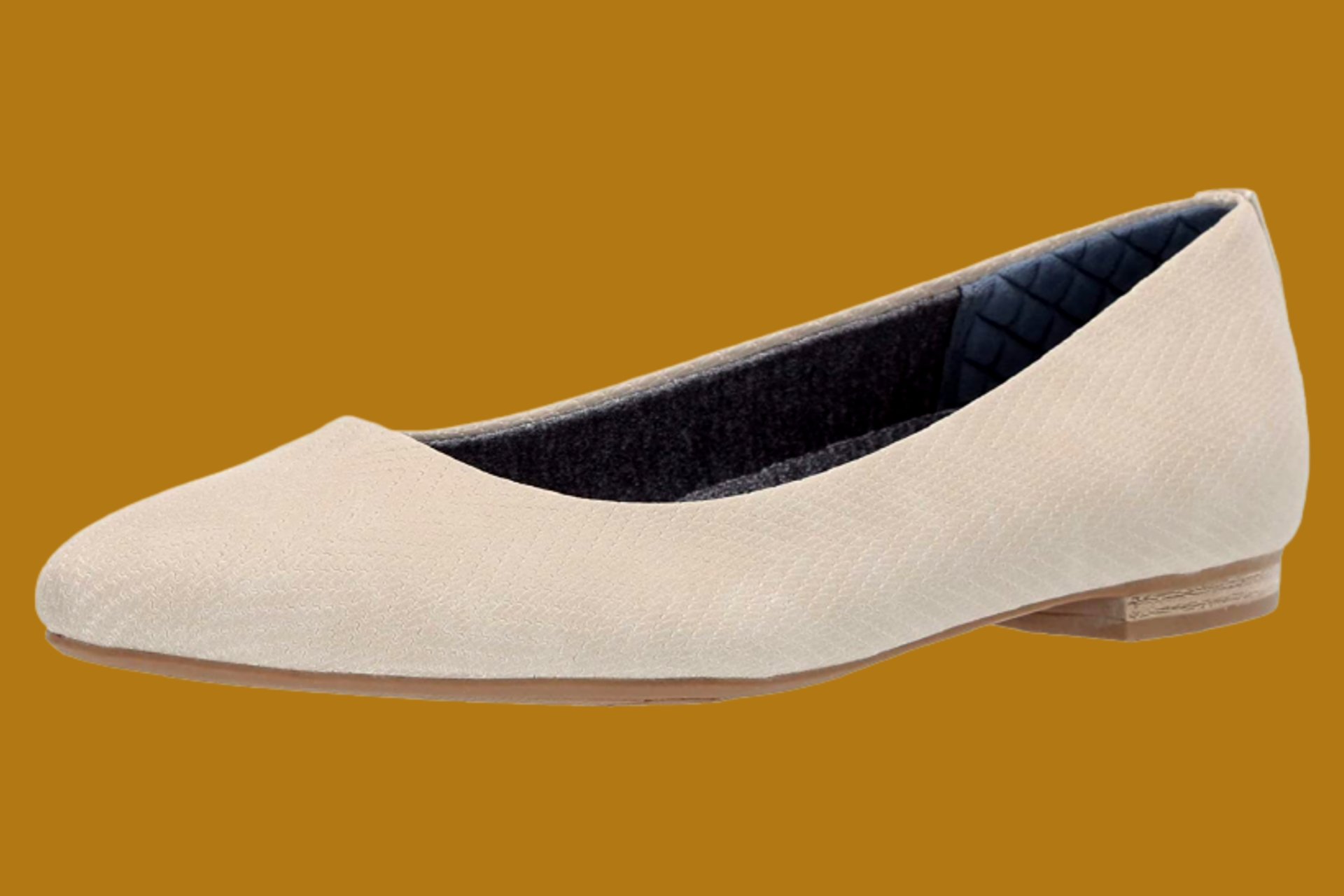 Supportive office shoes for women