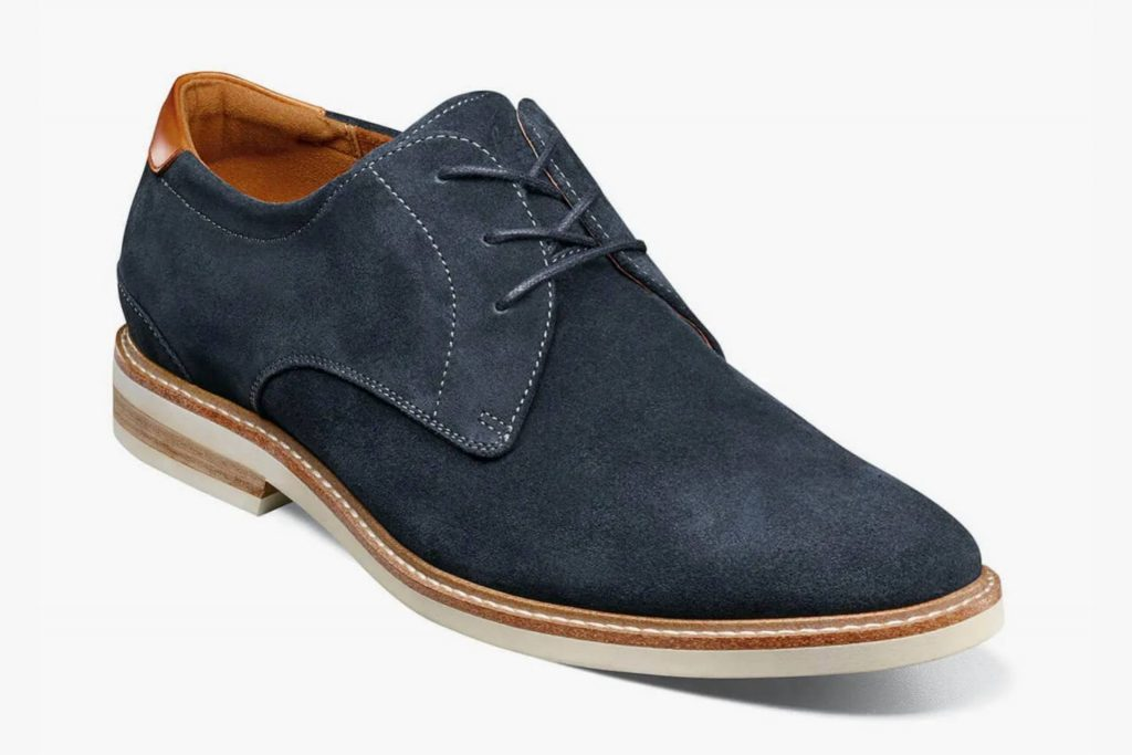 Comfortable Florsheim Suede Shoes for men