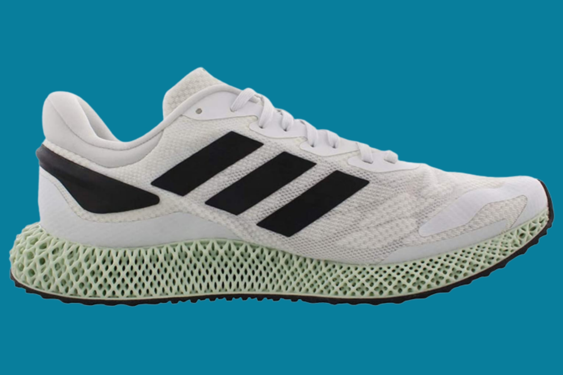 Adidas shoes from ocean waste plastic