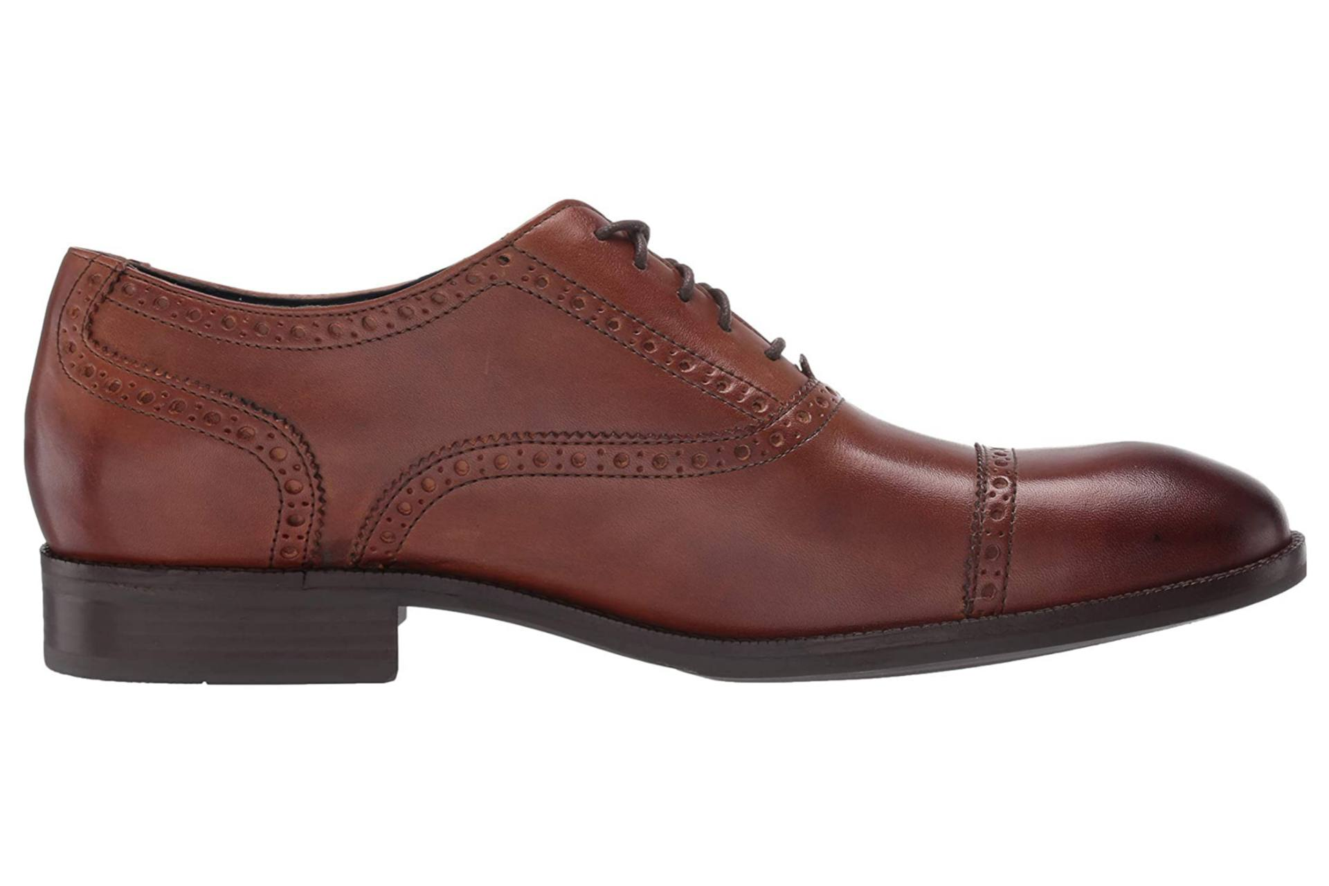 Work oxford shoes for men