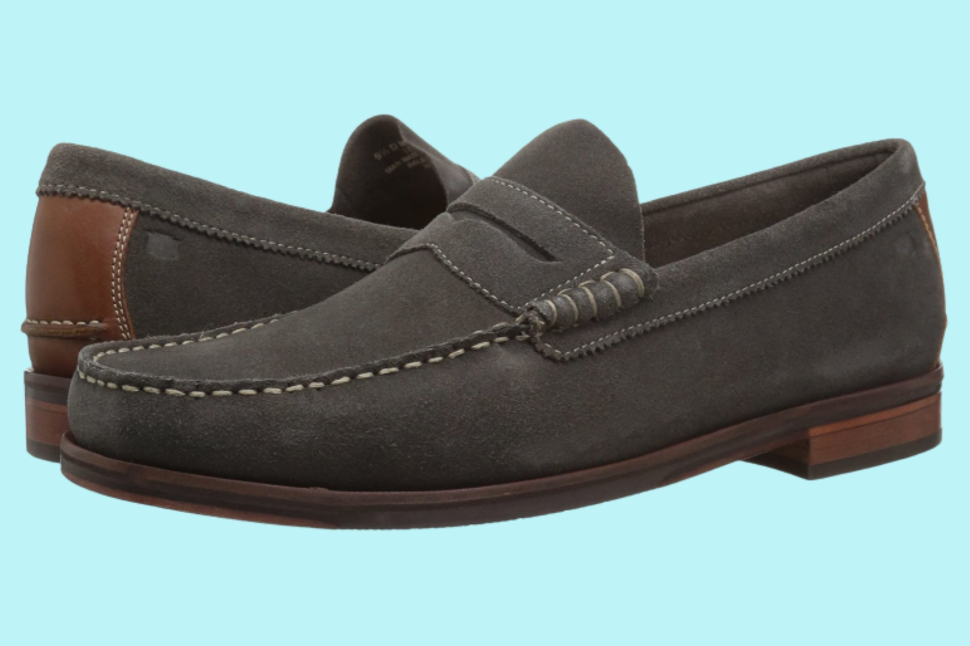 Men's Florsheim suede loafer