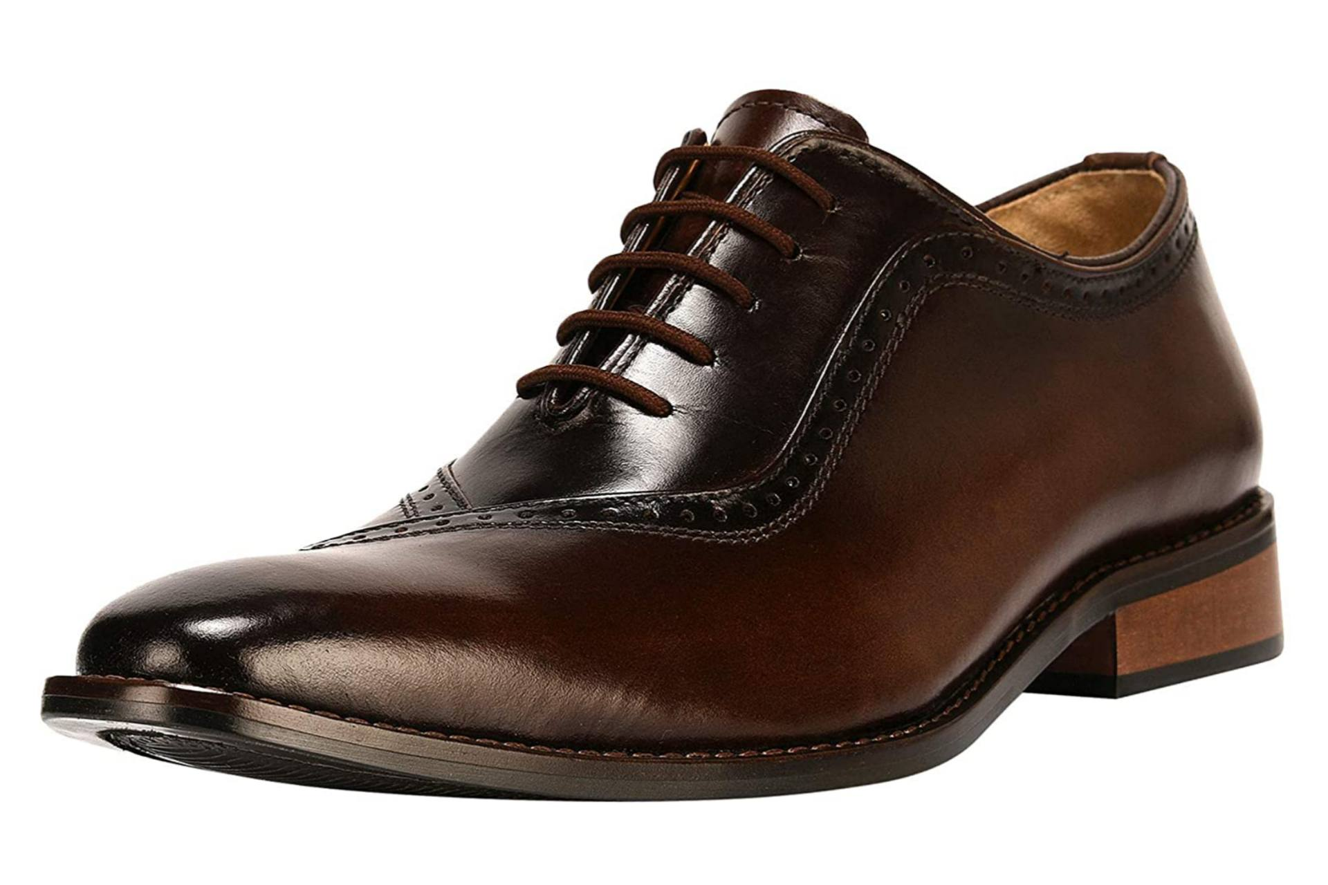 Men's Oxford shoe for work