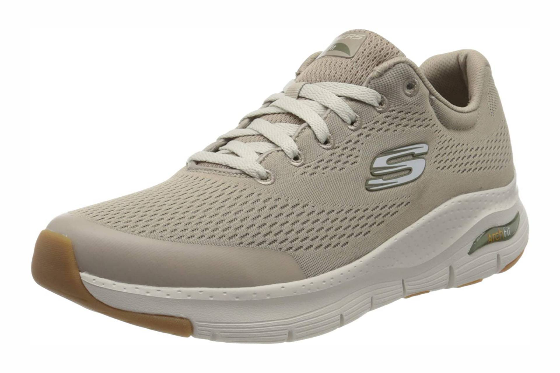 Sneakers for arch support