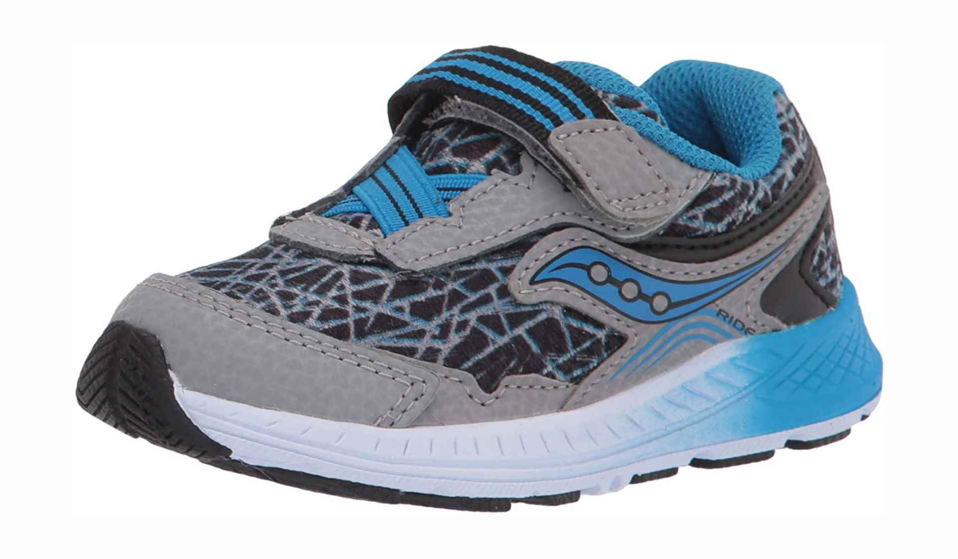 Sneakers for kids with wide feet