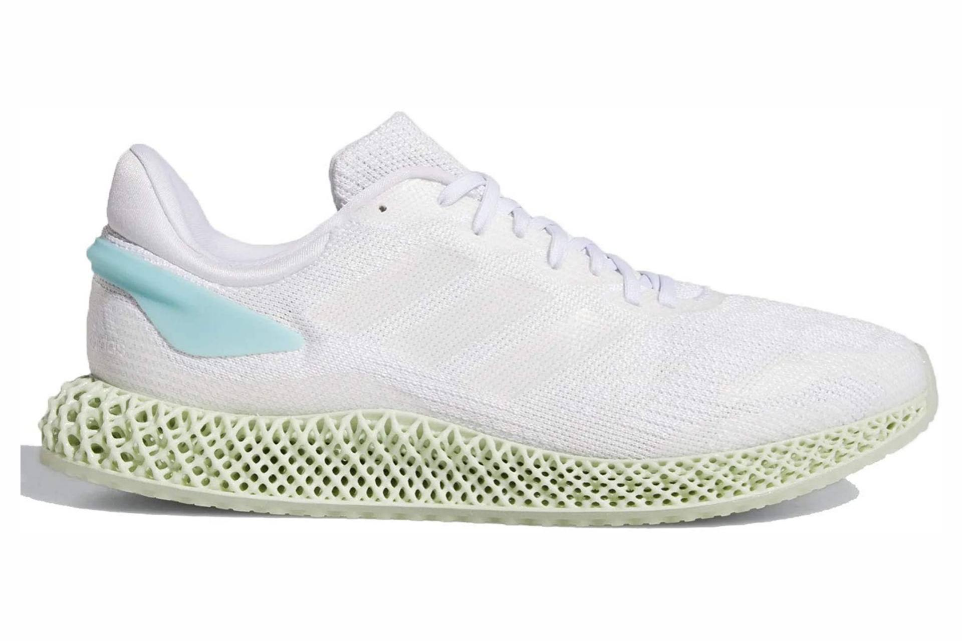 Adidas sneaker made from ocean waste